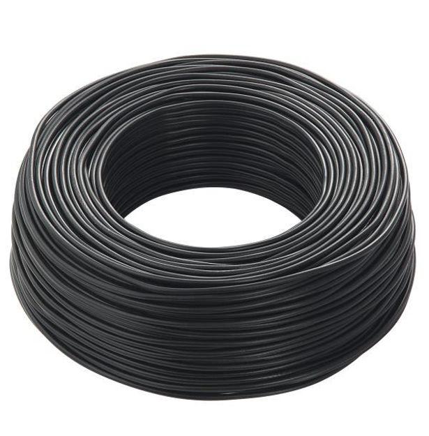 Cavo elettrico sezione diametro 0,75 mm