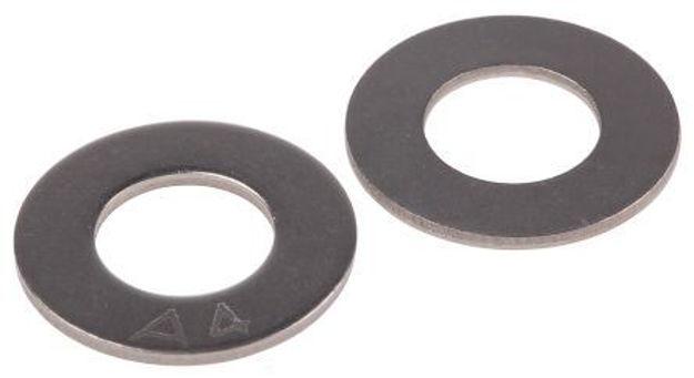 Rondella in acciaio zincato