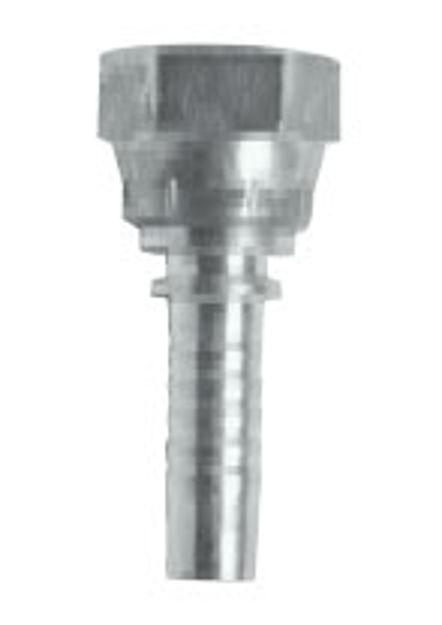 Immagine di Raccordo idraulico femmina a gas