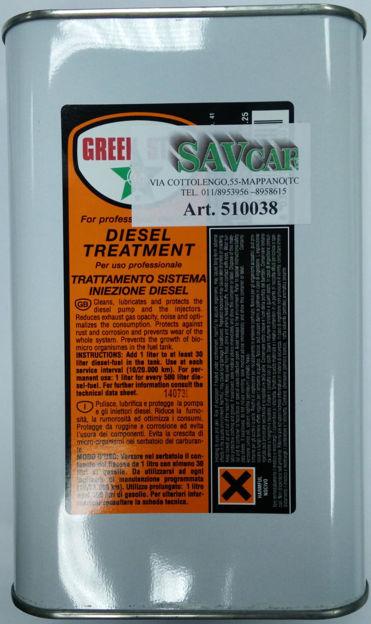 Immagine di Additivo per trattamento sistema iniezione diesel – lt.1