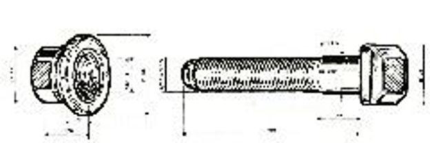 colonnetta per mozzo scania anteriore