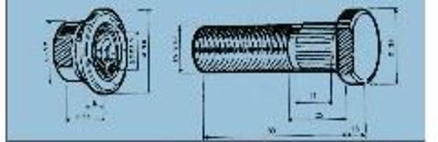 colonnetta posteriore per mercedes