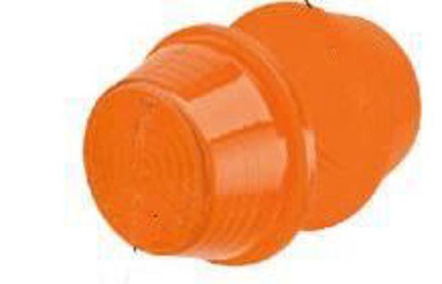 Plastica arancio
