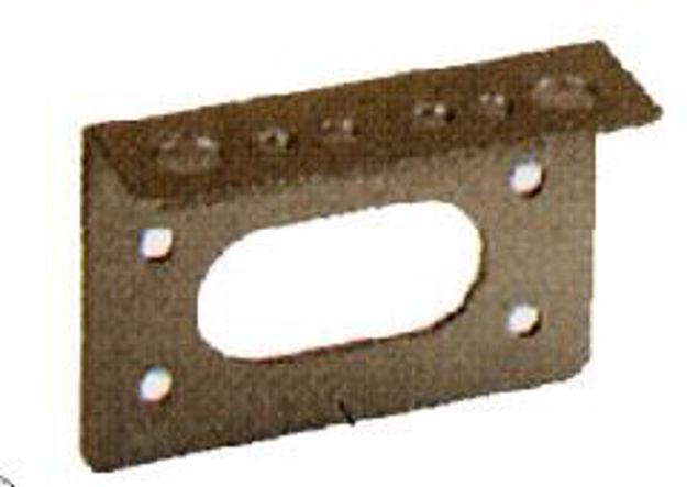 Staffa in plastica per fanale ingombro