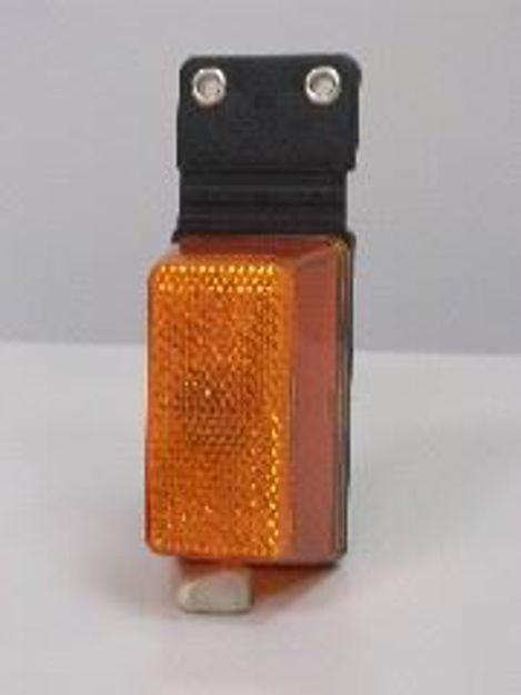 Plastica arancio per fanale ingombro laterale