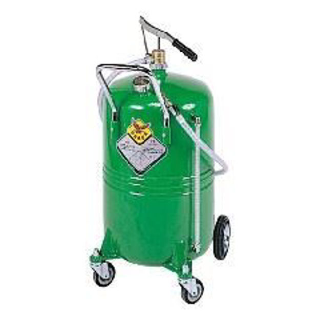 Distributore olio 24 litri