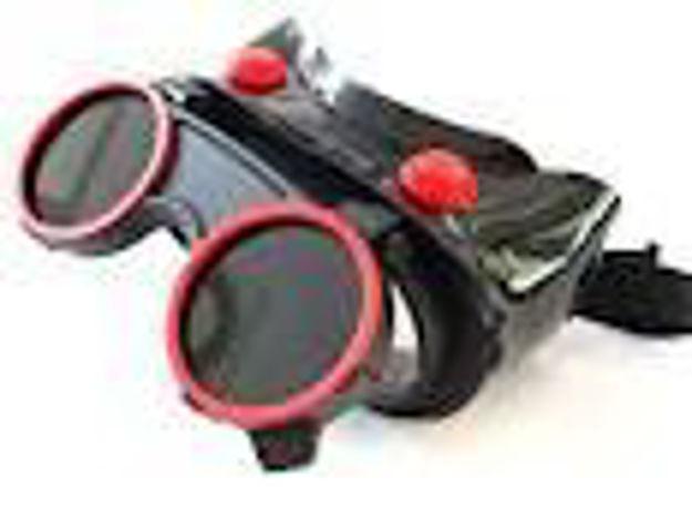 Lenti incolore per occhiali saldatore