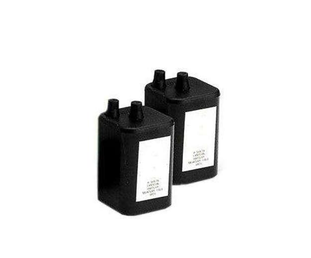 Batterie per lampeggiante
