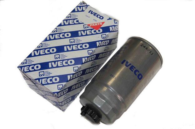 Filtro gasolio ORIGINALE IVECO DAILY 35.C14/17