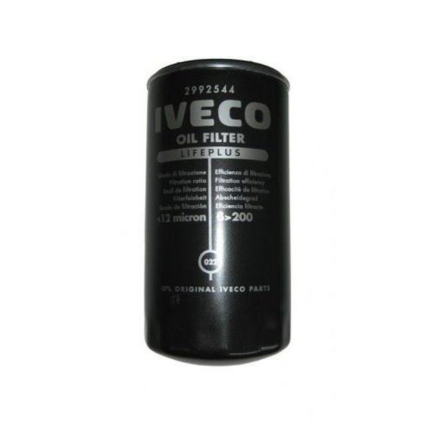 Filtro olio ORIGINALE IVECO STRALIS