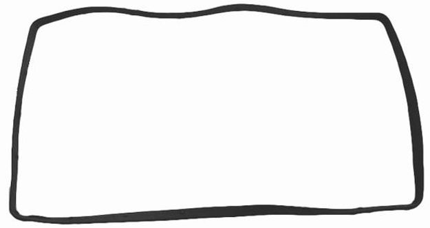 Guarnizione per filtro BLU BY motori cursor