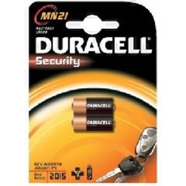 Batteria 12V per telecomandi Duracell