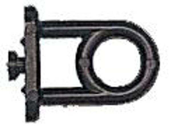 Gancio Expo con anello per cacciaviti Ø 15