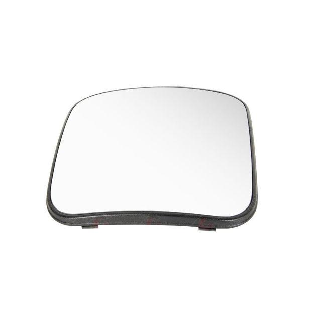 Vetro retrovisore specchio Man TGA con misure 177x167 mm