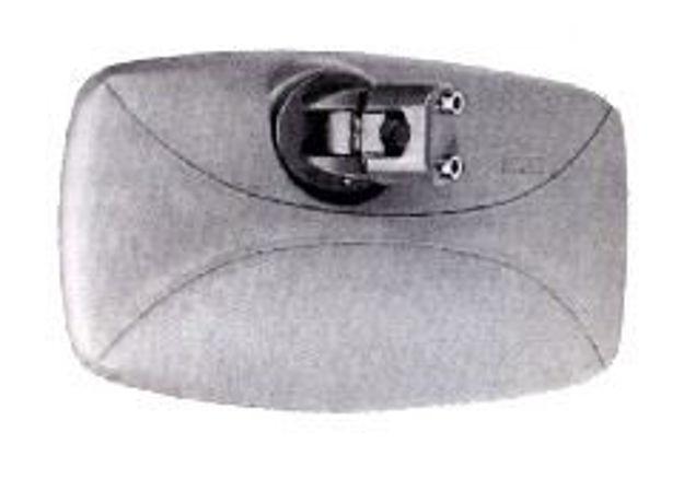 Specchio retrovisore supplementare per camion Iveco