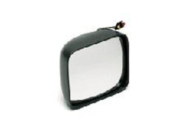 specchio grandangolare con molla Iveco Eurostar, Eurotech, Stralis 2005