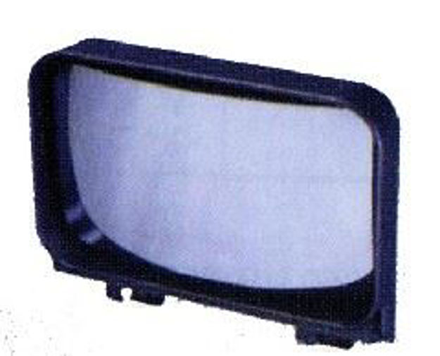 Specchio guardaruota con molla Iveco Eurostar, Eurotech, Stralis 2005