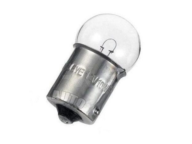 Lampadina sferica a 12V
