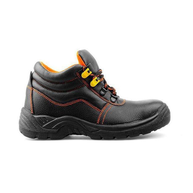 scarpa antinfortunistica alta con lamina