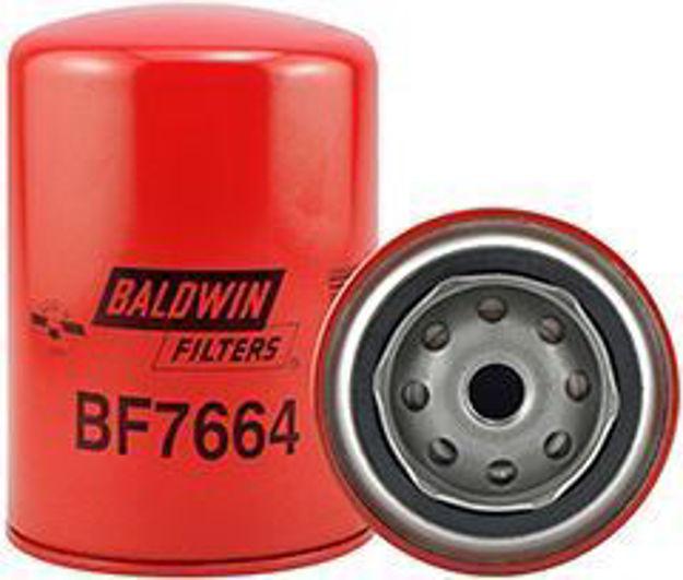 Filtro gasolio corto DAF 75/CF