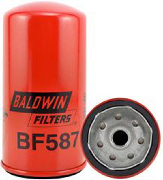 FILTRO GASOLIO BF587
