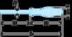 Immagine di Giraviti PROTWIST® per viti a croce Pozidriv®