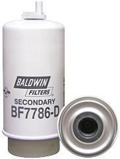 FILTRO GASOLIO BALDWIN BF7786