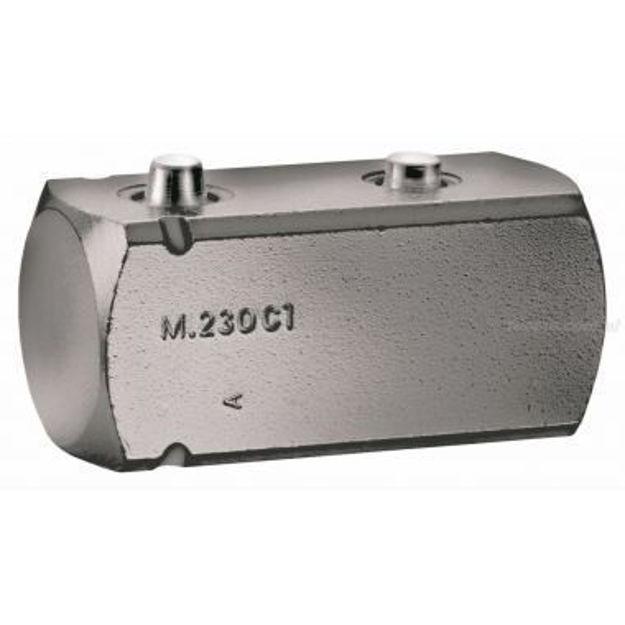 """Attacco quadro 3/4"""" intercambiabile   M.230C1"""