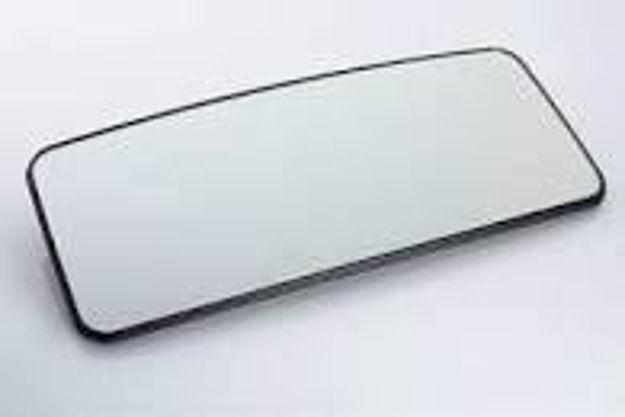 Vetro specchio con sbrinatore per coppa Autocarri Iveco vecchio tipo