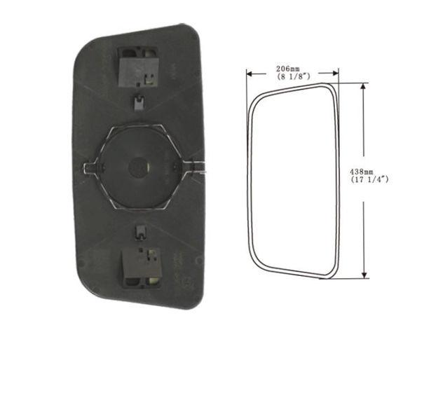 Vetro specchio termico per Scania Serie 4R