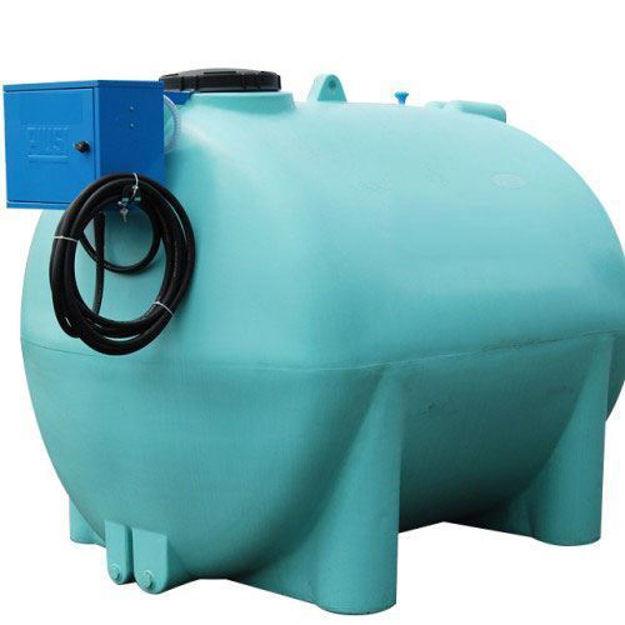 cisterna urea con elettropompe
