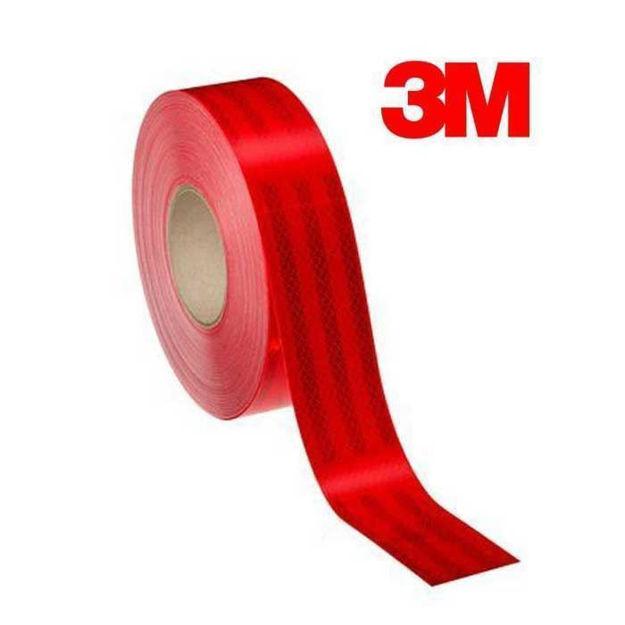 nastro segnaletico rosso 3M