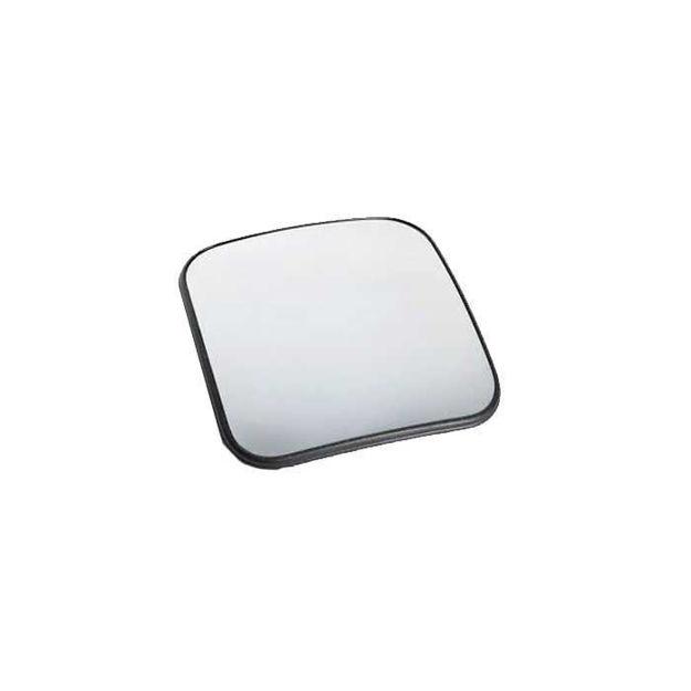 Vetro specchio grandangolare con molla per Iveco Eurotech