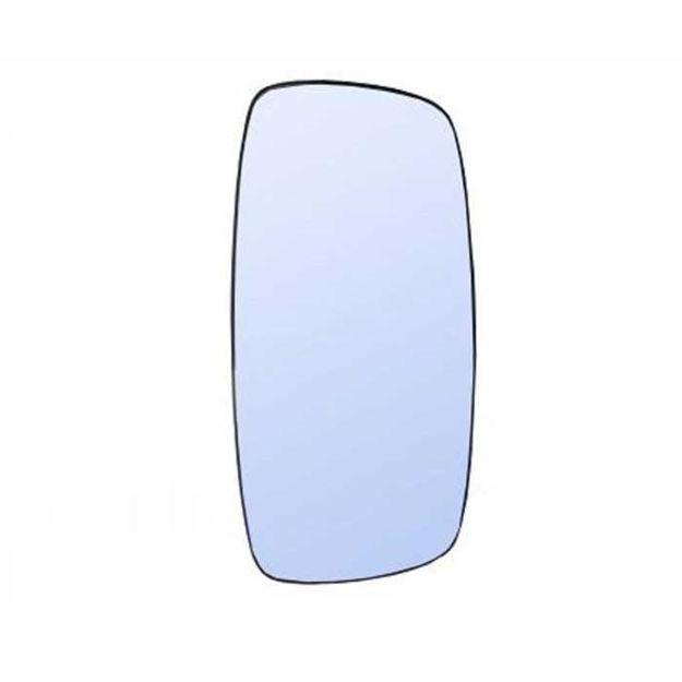 Vetro specchio retrovisore Daf XF-CF dal 2006 termico riscaldato