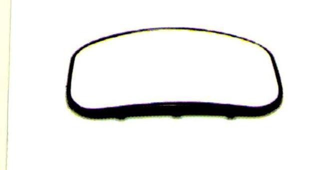 Immagine di Vetro specchio per guardaruota largo raggio Autocarri Iveco
