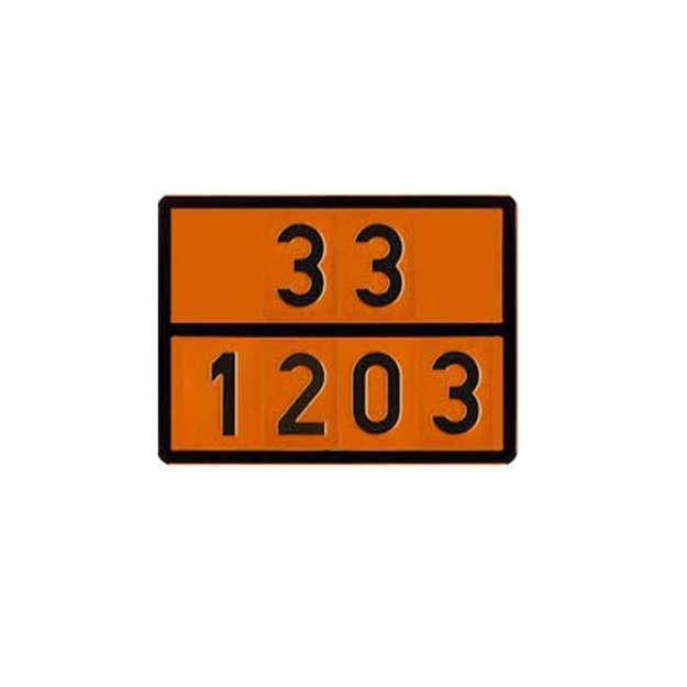 Pannello benzina 33-1203