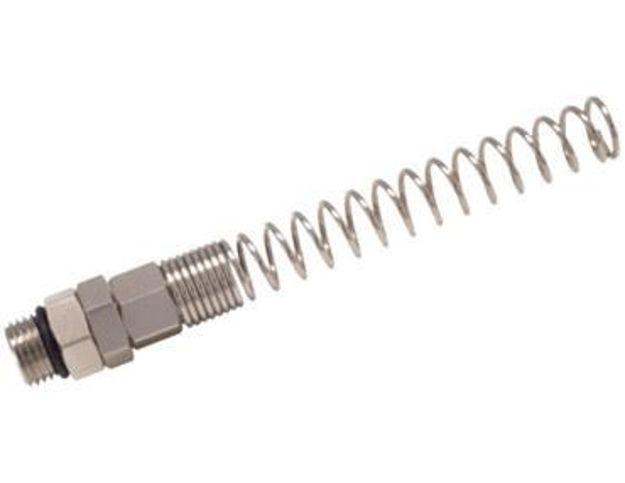Immagine di Raccordo  flessibile per tubo Rilsan a spirale
