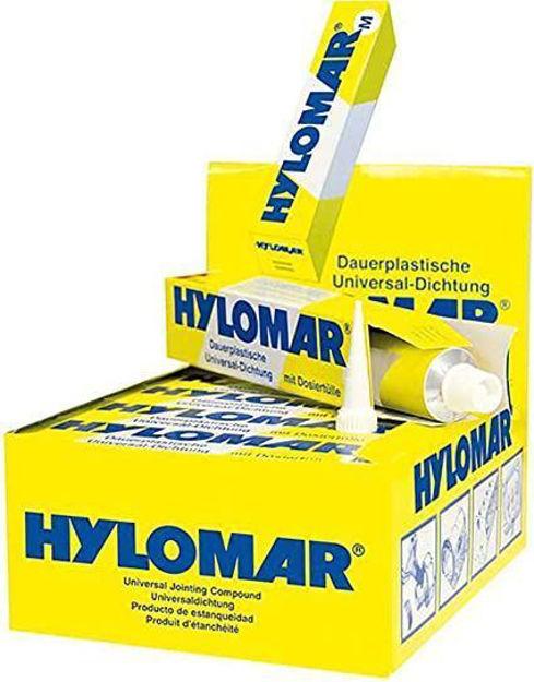 Guarnizione blu plastica universale Hylomar