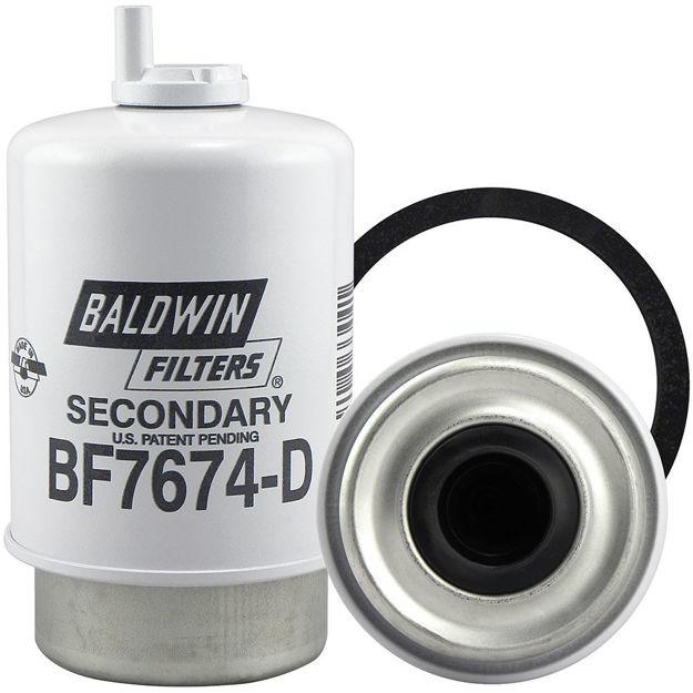 FILTRO BALDWIN SECOND.BF 7674D