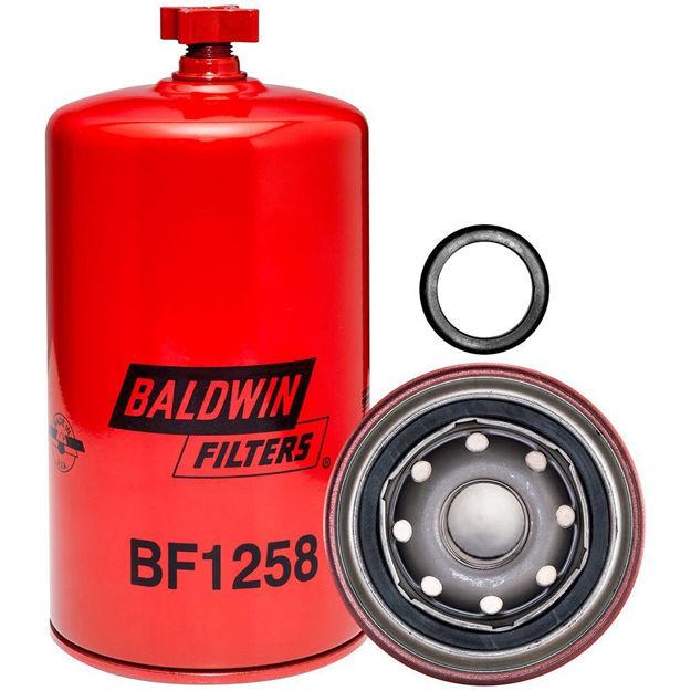 FILTRO GASOLIO  BF1258
