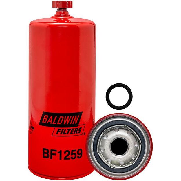 FILTRO GASOLIO  BF1259 BALDWIN