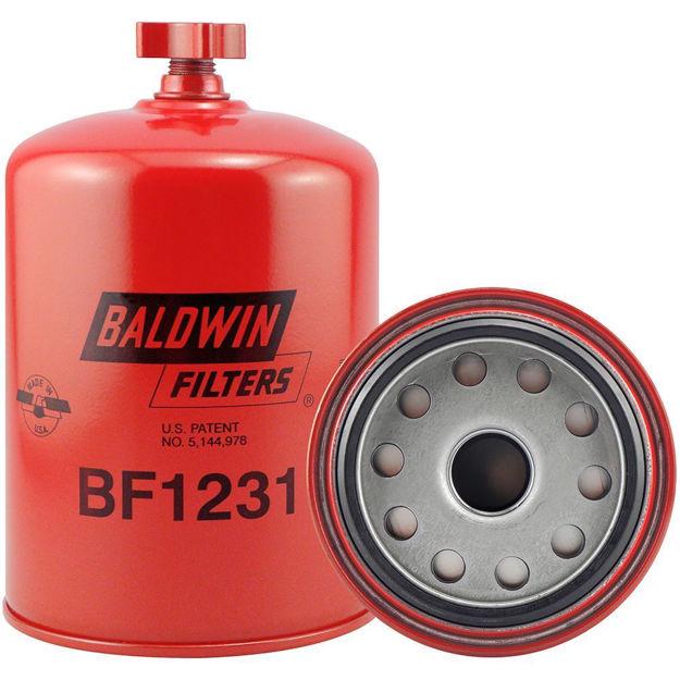 FILTRO GASOLIO BALDWIN BF1231