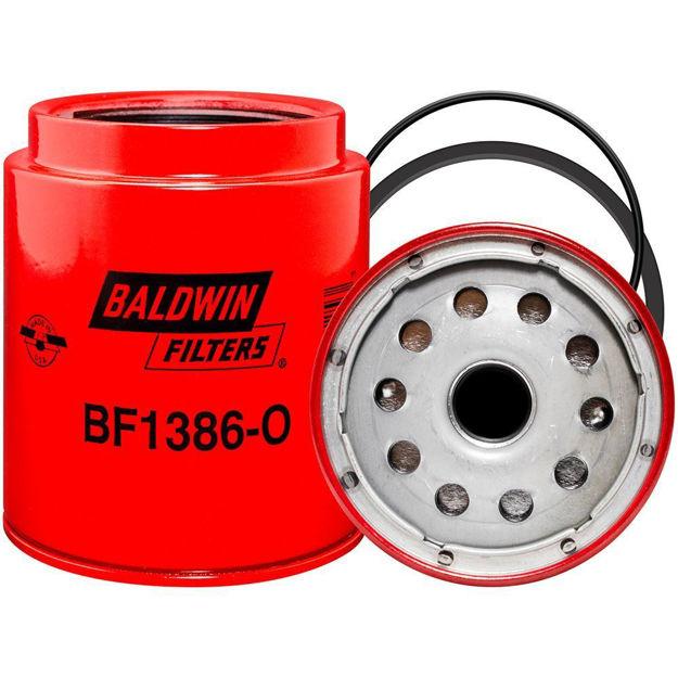 FILTRO GASOLIO BALDWIN BF1386-O