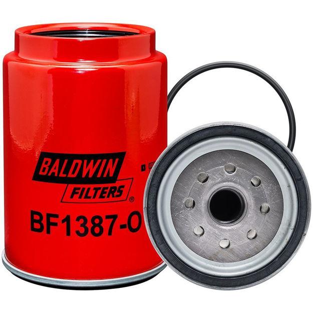 FILTRO GASOLIO BALDWIN BF1387-O
