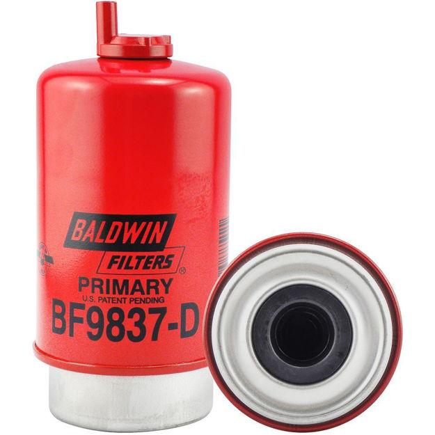 FILTRO GASOLIO BALDWIN BF9837-D