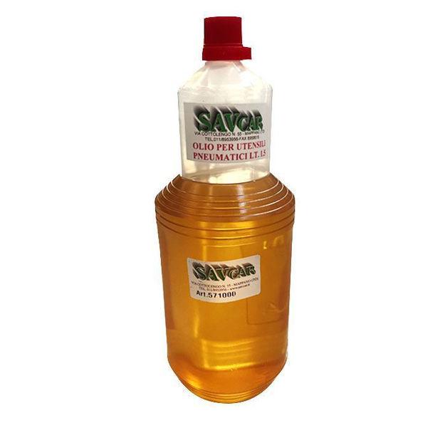 Olio per utensili pneumatici