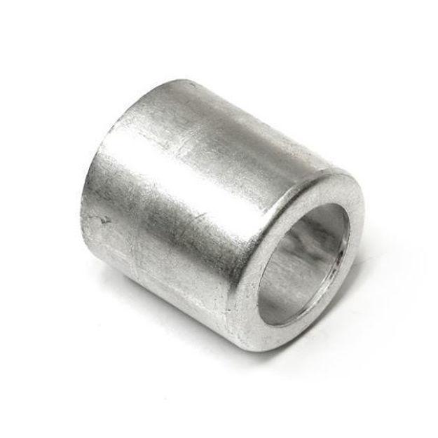 Boccola alluminio per pressatura tubi aria bussola ø 12