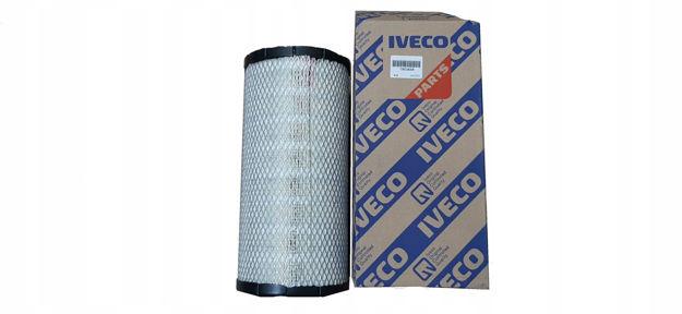 Filtro aria ORIGINALE IVECO Daily 35.C14/17
