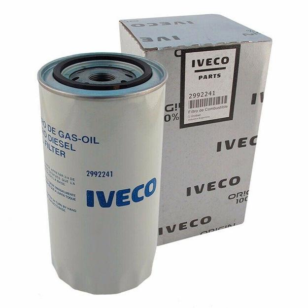 Filtro gasolio  ORIGINALE IVECO per TECTOR