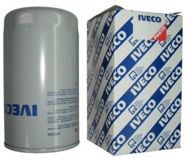 Filtro olio ORIGINALE IVECO per TECTOR 100.17 - TECTOR 100.18-21